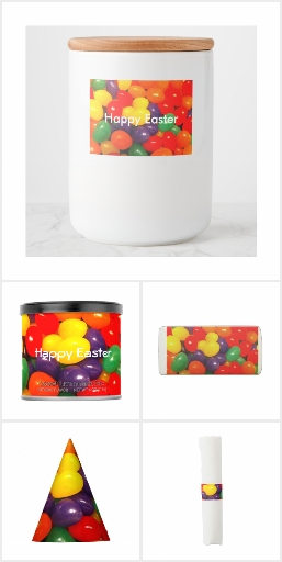 Jellybeans Sweet Candy Party Theme