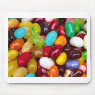 Jellybeans sweet treat mouse pad