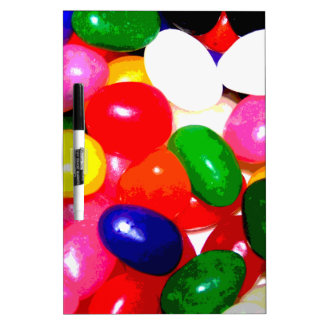 Jellybeans Tablero Blanco