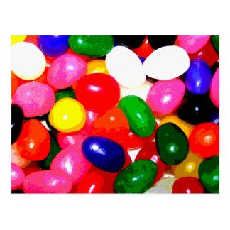 Jellybeans Tarjetas Postales