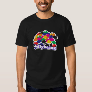 jellybeans with text t-shirts