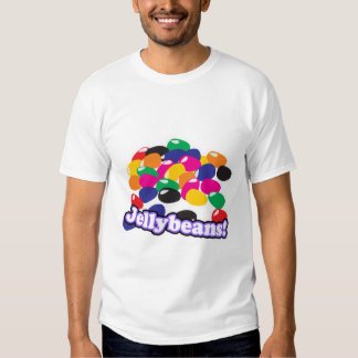 jellybeans with text tee shirts
