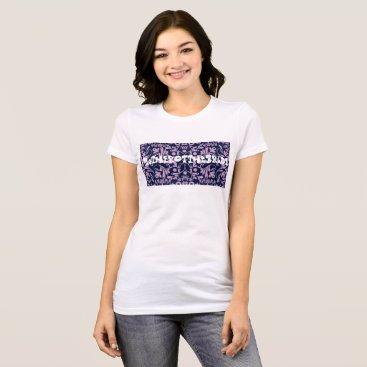 Wedding Themed Jellyberry I - #MotherOfTheBride T-Shirt