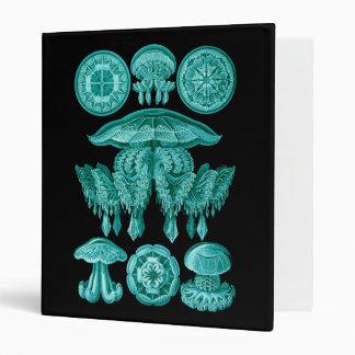 Jellyfish 3 Ring Binder