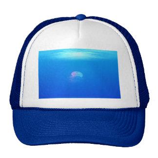 jellyfish-698521 SEA CREATURES ANIMALS BLUE OCEAN Trucker Hat