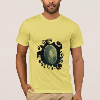 Jellyfish Bright Translucent Blue T-Shirt