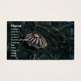 Jellyfish Business Card