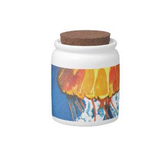Jellyfish Candy Dish