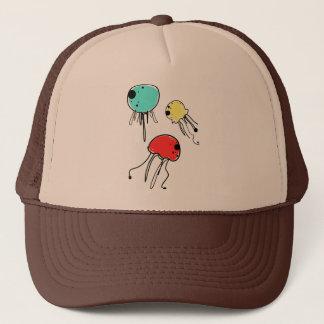 JellyFish Candy Trucker Hat