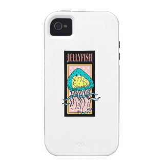 Jellyfish iPhone 4/4S Cases