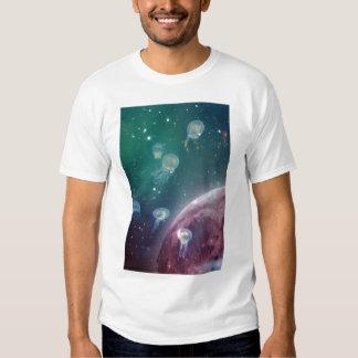 Jellyfish coming home tee shirt