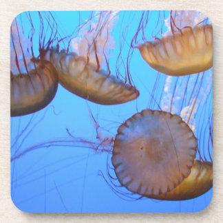 Jellyfish Drink Coasters