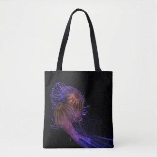 Jellyfish Dance Partners Tote Bag