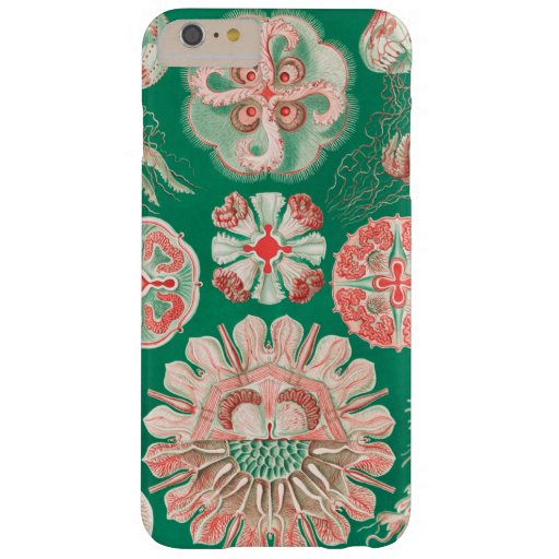 Jellyfish, Discomedusae  by Ernst Haeckel Barely There iPhone 6 Plus Case