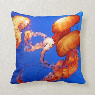 Jellyfish Family, pillow