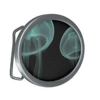 jellyfish fish custom personalize Anniversaries Belt Buckle