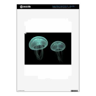 jellyfish fish custom personalize Anniversaries iPad 3 Decal