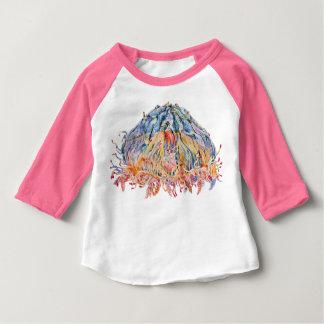 Jellyfish - Flower Hat Jellyfish Baby T-Shirt