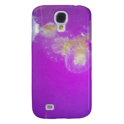 Jellyfish Galaxy S4 Cases