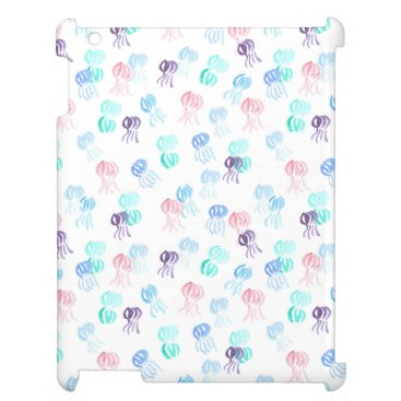 Jellyfish Glossy iPad 2/3/4 Case Case For The iPad