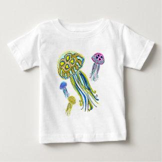 Jellyfish Group Baby T-Shirt