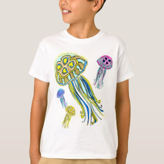 Jellyfish Group T-Shirt