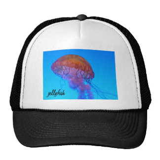 Jellyfish Trucker Hat