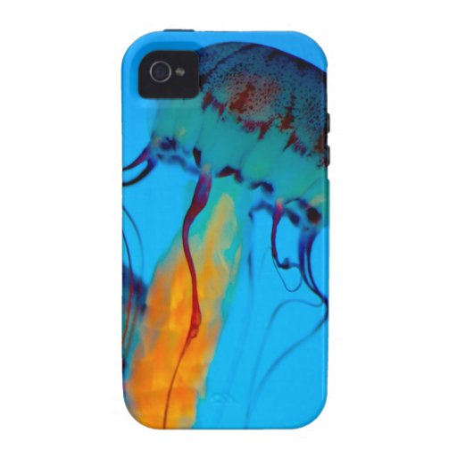 Jellyfish iPhone 4 Cover