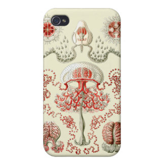 Jellyfish Case For iPhone 4