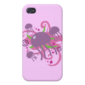 Jellyfish iPhone 4/4S Cover
