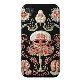 Jellyfish iPhone 4/4S Covers