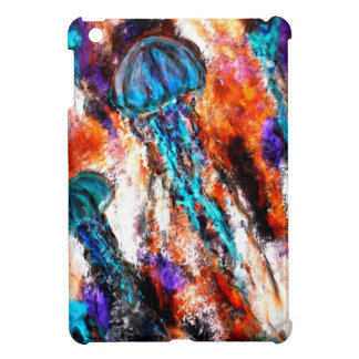 Jellyfish Jump Electric iPad Mini Covers