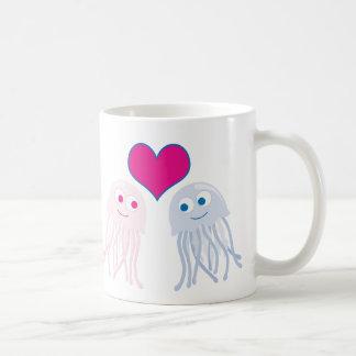 Jellyfish Love Coffee Mug