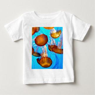 Jellyfish Madness Baby T-Shirt