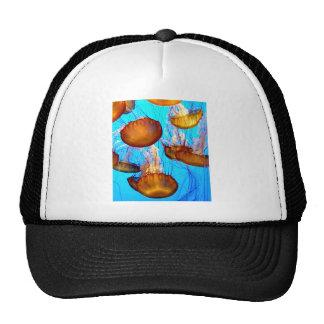 Jellyfish Madness Trucker Hat