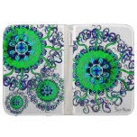 Jellyfish Mandala Pop Art Abstract Add Your Name Cases For The Kindle