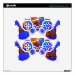 Jellyfish Mess PS3 Controller Skin