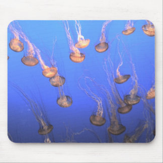 Jellyfish Mouse Pads