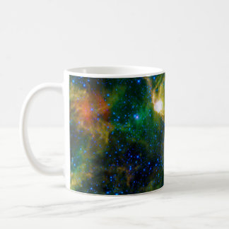 Jellyfish Nebula Supernova Remnant IC 443 Coffee Mug