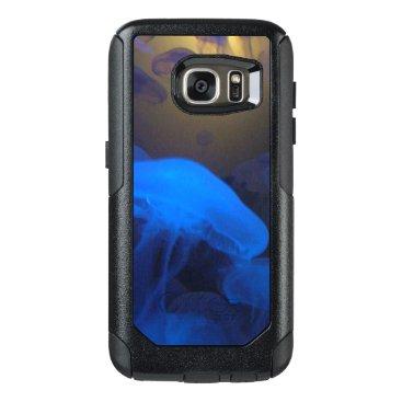 Ocean Themed Jellyfish-OtterBox Samsung Galaxy S7 OtterBox Samsung Galaxy S7 Case