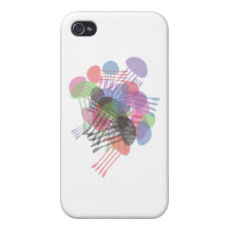 Jellyfish Party iPhone 4/4S Covers