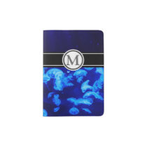 Jellyfish Passport Holder