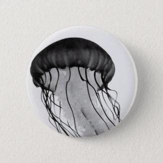 Jellyfish Pinback Button