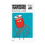 Jellyfish Pun Postage Stamps