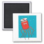 Jellyfish Pun Refrigerator Magnet