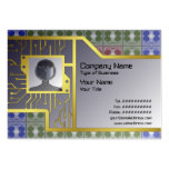 Jellyfish RGB Grid Business Cards