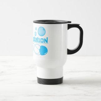 Jellyfish Station Mug