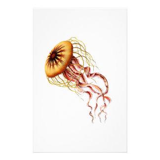 jellyfish stationery