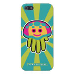 Hand shaped Jellyfish Stings Cover For iPhone SE/5/5s