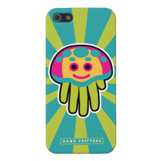 Jellyfish Stings Cover For iPhone SE/5/5s